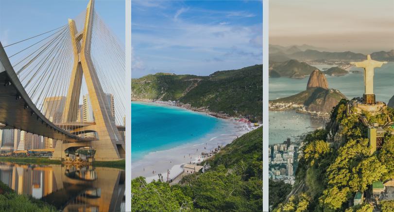 Blog DEUcrédito - Destino Brasil: A diversidade da Região Sudeste
