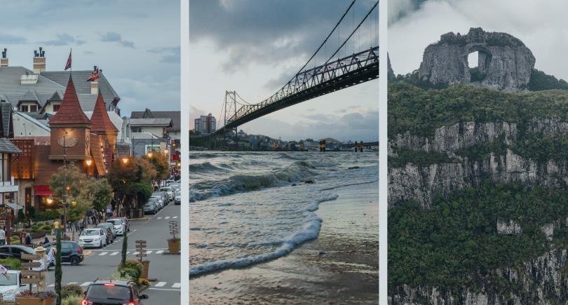 Blog DEUcrédito - Destino Brasil: As belezas da Região Sul
